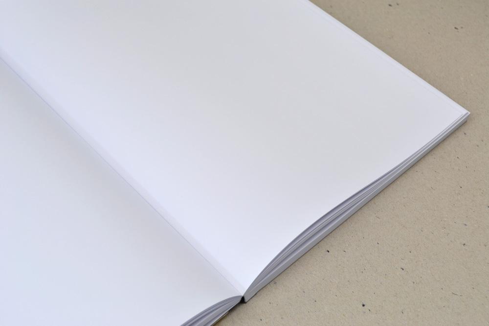 """Notizbuch """"Reden ist silber, schreiben ist gold"""""""