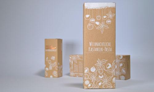 Verpackung Faltschachtel